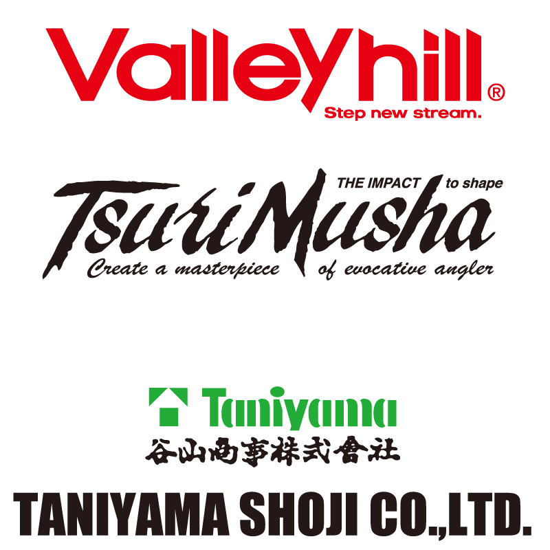"TANIYAMA SHOJI CO.,LTD. ""One of the largest comprehensive fishing goods wholesalers in Japan.  Staffs who love fishing tend overseas business operators in a friendly manner! """