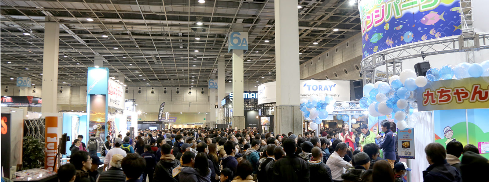 The Fishing Show OSAKA2018 is coming up soon!!  The hottest show that is   visited by over 55,000 people will be exhibiting the newest fishing gears   of Japan!
